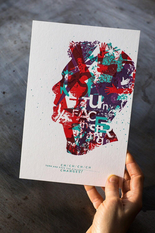 Bowie-Art-Print-Letterpress-changes-3