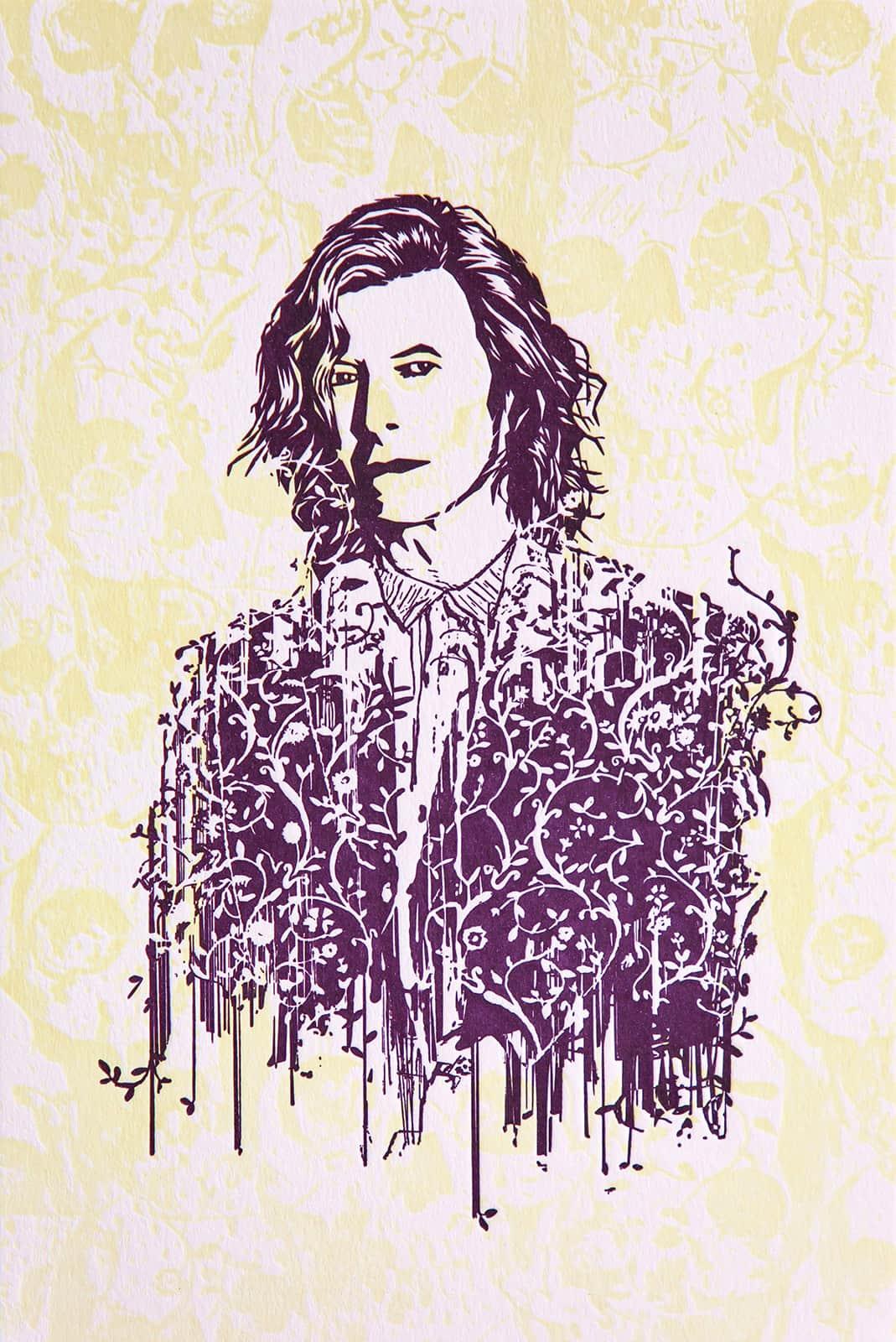 Bowie-Art-Print-Letterpress-mydeath-0
