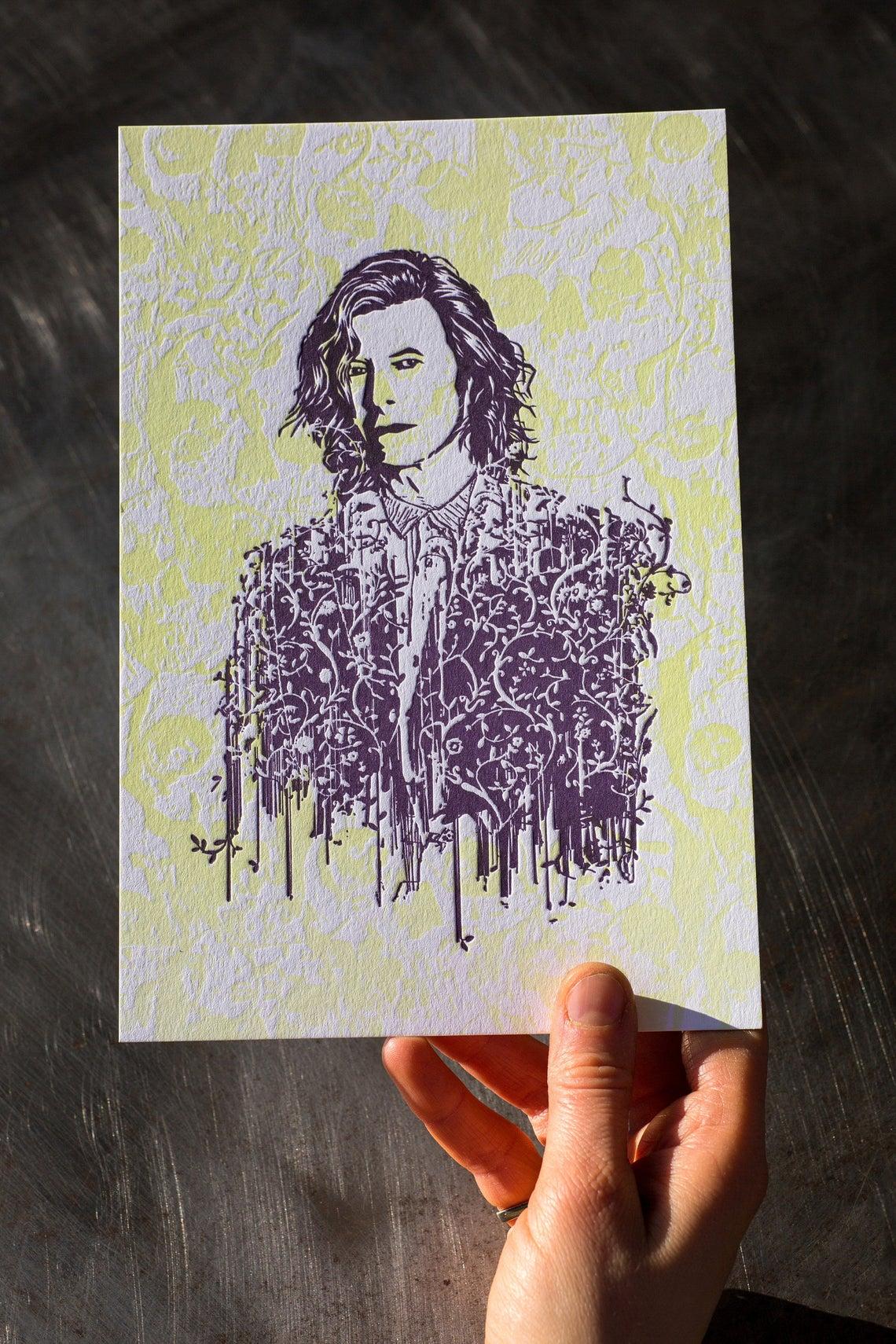 Bowie-Art-Print-Letterpress-mydeath-3