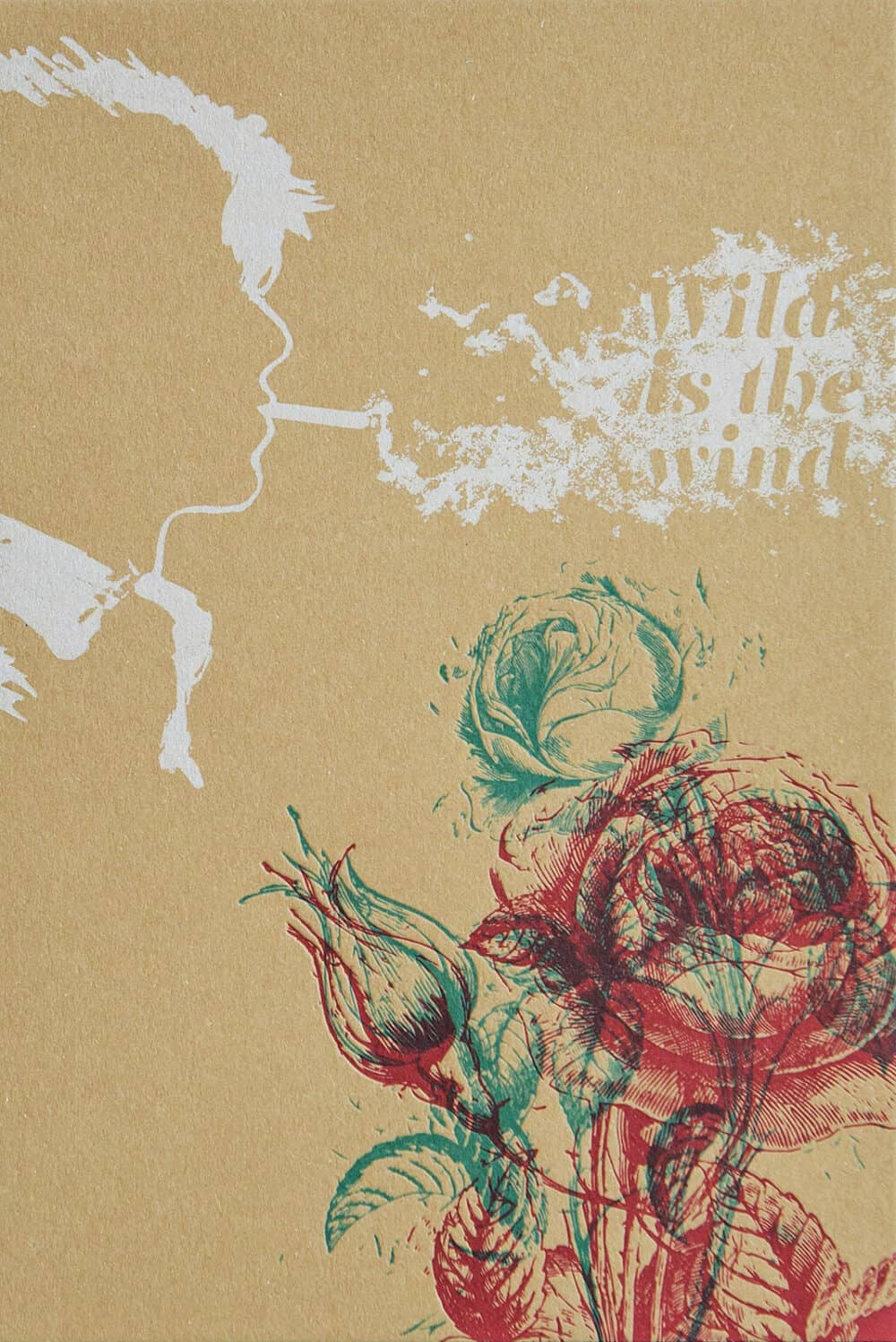 WILD IS THE WIND - Illustration originale